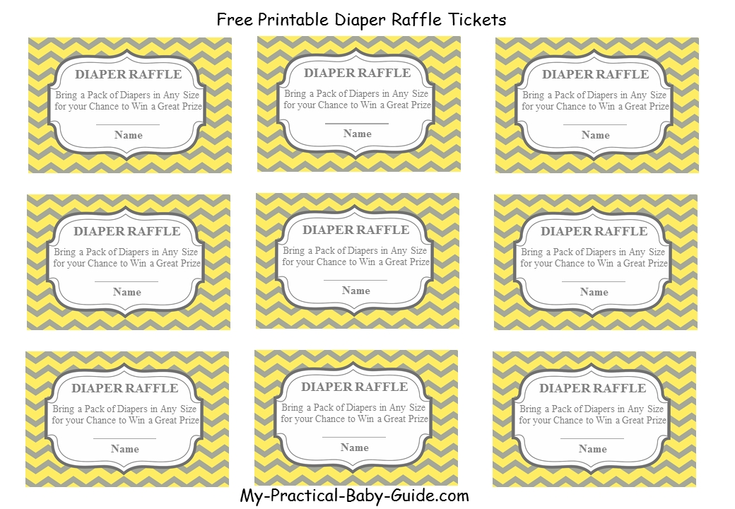 40+ Free Editable Raffle & Movie Ticket Templates