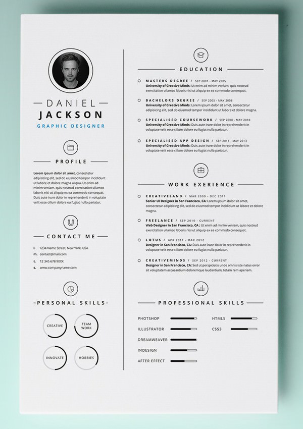 free resume templates pages   Maggi.locustdesign.co