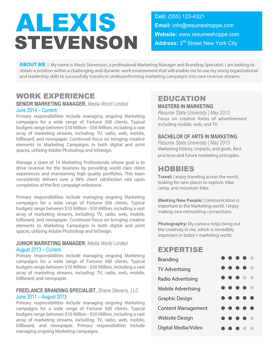 cv template mac   Maggi.locustdesign.co