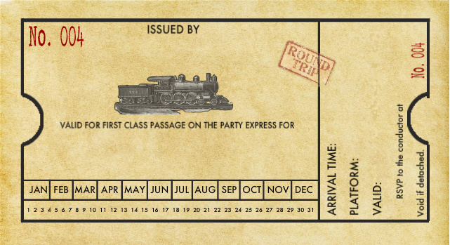 24 Images of Blank Train Ticket Template | leseriail.com
