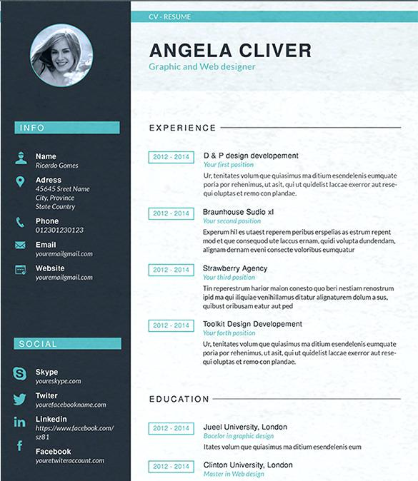 Download Web Designer Resume Sample | Diplomatic Regatta