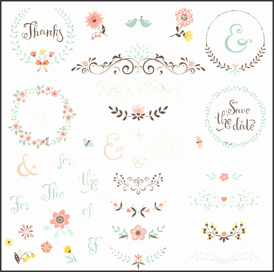 wedding label templates